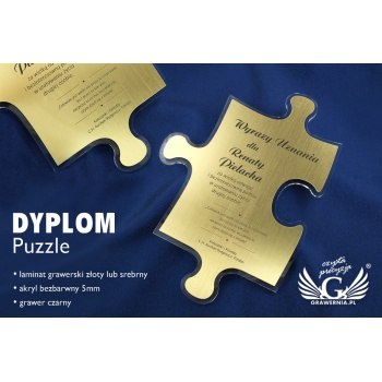 DYPLOM PUZZLE