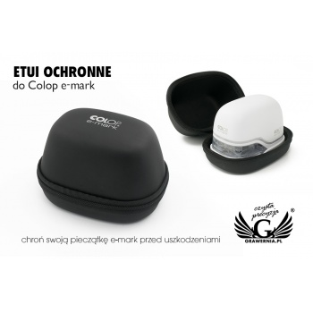 Etui ochronne do Colop E-Mark - COL031