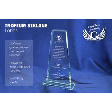 7abaf97767e7c8 Trofea szklane grawerowane - Grawernia.pl