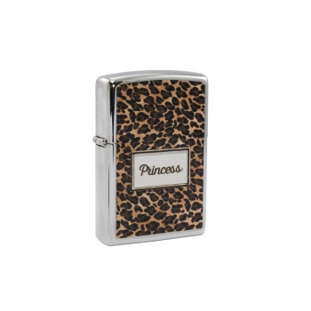 Zapalniczka ZIPPO Pantera High Polish Chrome - ZIP023