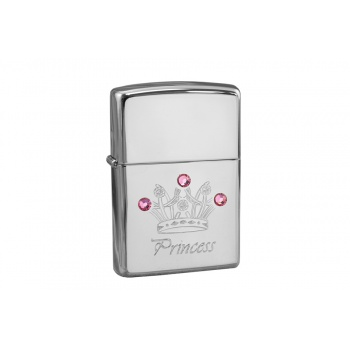Zapalniczka ZIPPO Princess High Polish Chrome - ZIP012