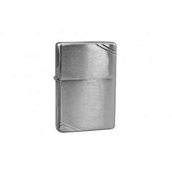 Zapalniczka ZIPPO Vintage Brushed Chrome with Slashes - ZIP027