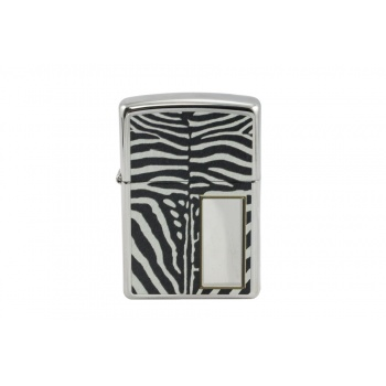 Zapalniczka Zippo Zebra High Polish Chrome - ZIP015